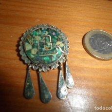 Artesanía: ANTIGUO BROCHE ALFILER,MEXICO.. Lote 218920805