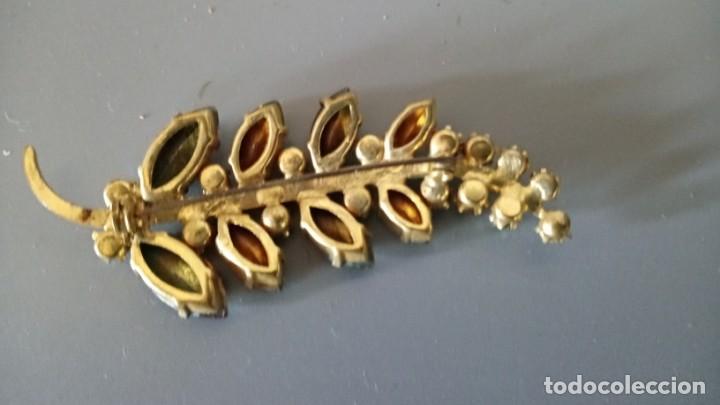 Artesanía: broche antiguo - Foto 2 - 256162575