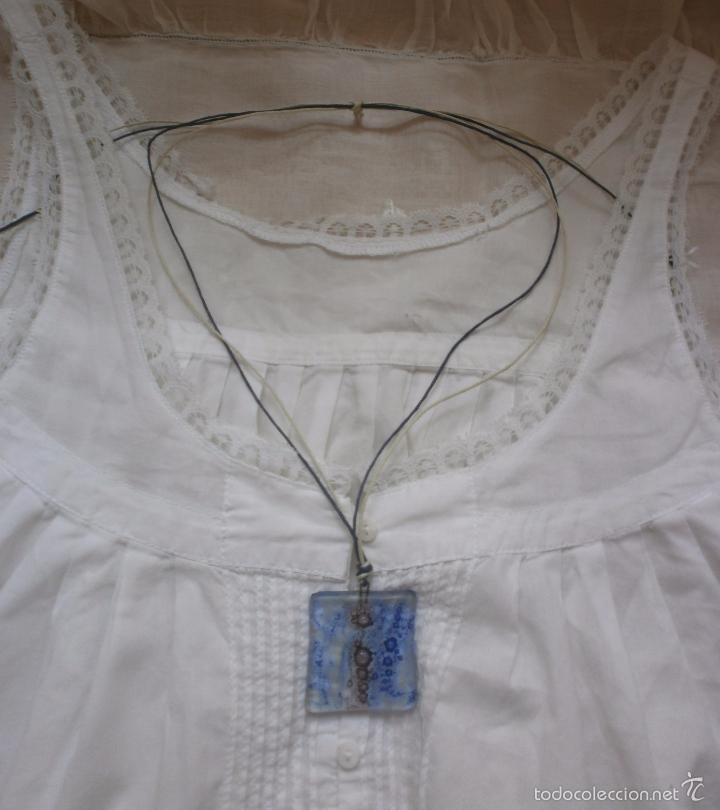 Artesanía: A13 Collar cristal - cuadrado - adaptable hasta 40/42cm - Foto 3 - 56170980
