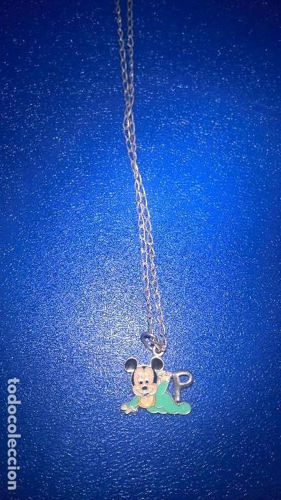 Artesanía: COLLAR MICKEY MOUSE-DISNEY - Foto 3 - 127598659