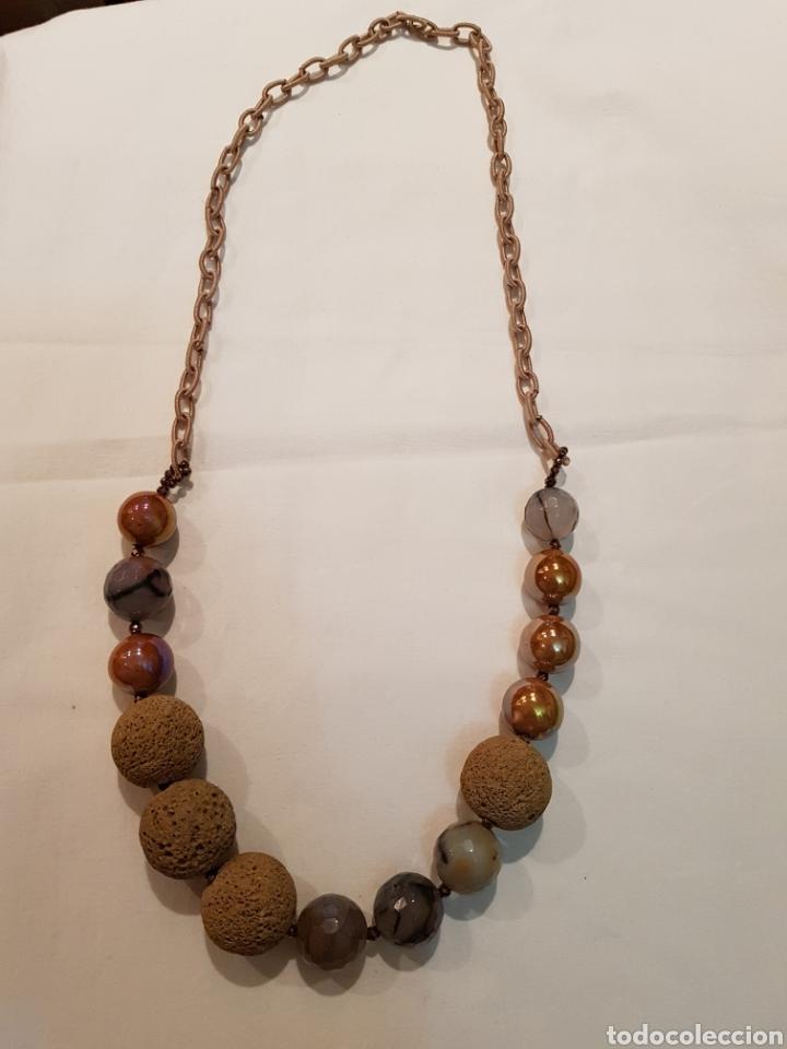 Artesanía: Collar arte mineral - Foto 2 - 136155701