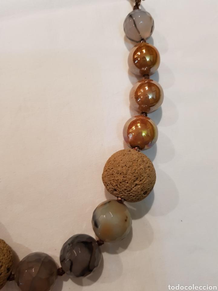 Artesanía: Collar arte mineral - Foto 3 - 136155701