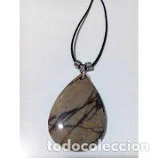 Artesanía: COLLAR PIEDRA NATURAL JASPE MODELO 3. Lote 136610250