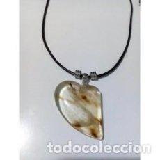Artesanía: COLLAR PIEDRA NATURAL CUARZO MODELO 2. Lote 137350202