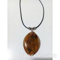 Artesanía: COLLAR PIEDRA NATURAL CUARZO MODELO 3. Lote 137350386