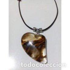 Artesanía: COLLAR PIEDRA NATURAL CUARZO MODELO 4. Lote 137350886