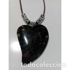 Artesanía: COLLAR PIEDRA NATURAL JASPE MODELO 1. Lote 137354158