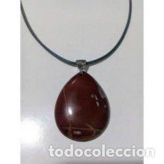 Artesanía: COLLAR PIEDRA NATURAL JASPE MODELO 6. Lote 137354870
