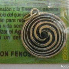 Artesanía: LIQUIDACION LOTE DE 200 MEDALLA IGUALES SIMBOLOGIA CELTA -ESPIRAL. Lote 140182890