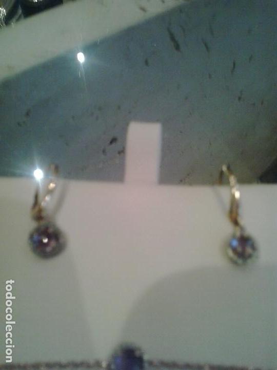 Artesanía: Collar cuentas cristal rojo ,Colgante concha - Foto 5 - 151587682