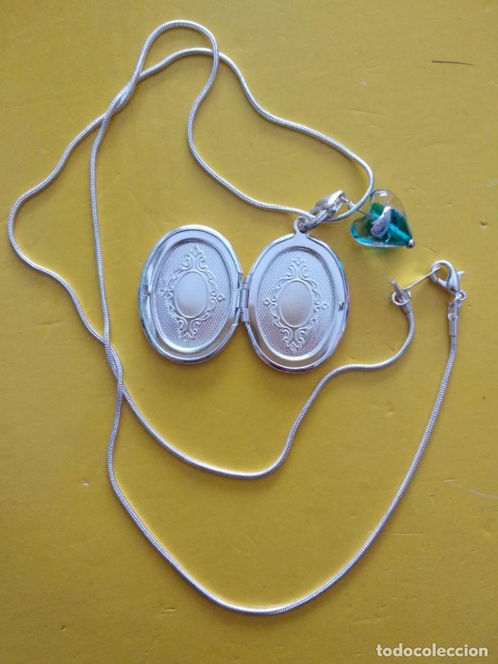 Artesanía: Collar portafotos - Foto 2 - 159040146