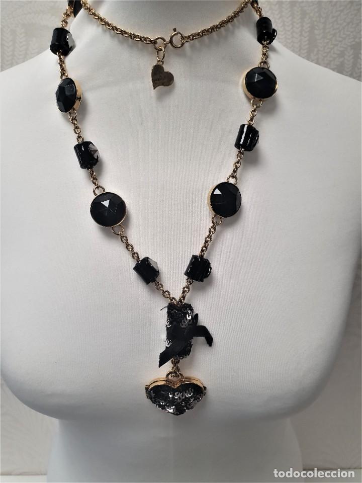 Artesanía: collar Miu Miu - Foto 3 - 222534745