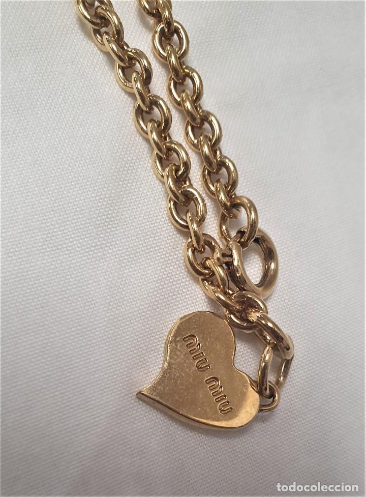 Artesanía: collar Miu Miu - Foto 4 - 222534745