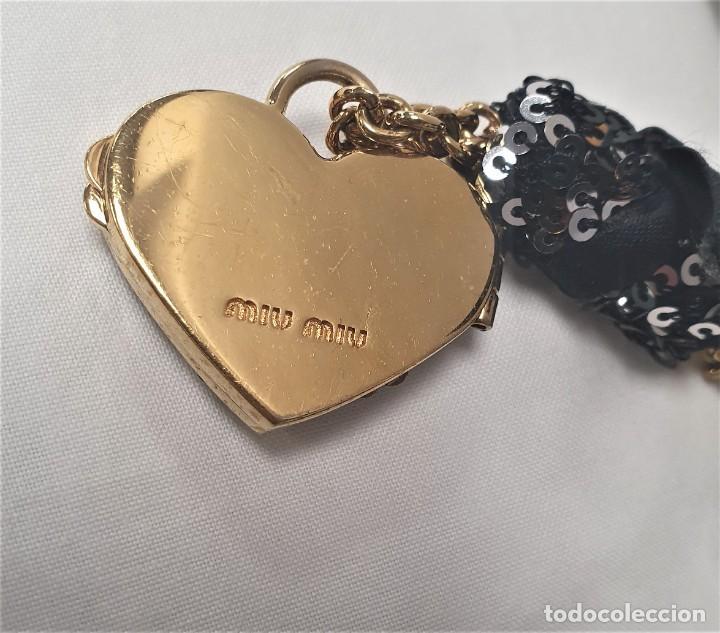 Artesanía: collar Miu Miu - Foto 5 - 222534745