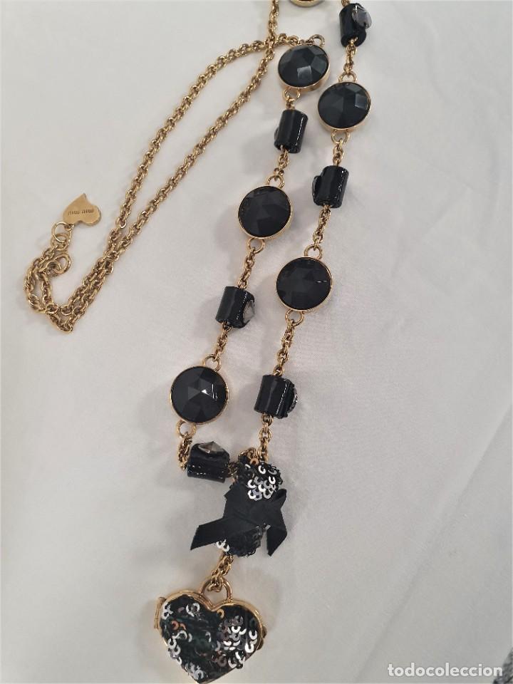 Artesanía: collar Miu Miu - Foto 8 - 222534745