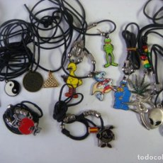 Artesanía: LOTE DE 17 COGANTES NUEVO-(&). Lote 236836150
