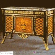 Artesanía: EXTRAORDINARIA COMODA ESTILO LOUIS XVI. Lote 27420832