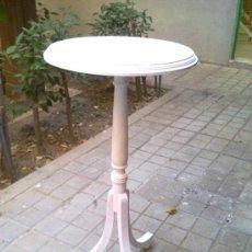 Artesanía: VELADOR PINTADO. Lote 32257018
