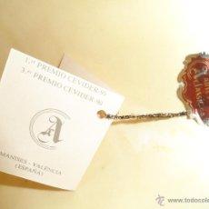 Artesanía: SOPORTE LIBROS PORCELANA. Lote 43827216
