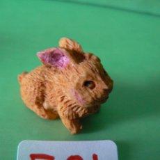 Handicraft - figura de resina conejo marron med, 2,50x 2 - 43915552