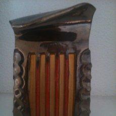 Artesanía: CERAMICA PERGAMINO SENYERA DE CATALUNYA.. Lote 121638231