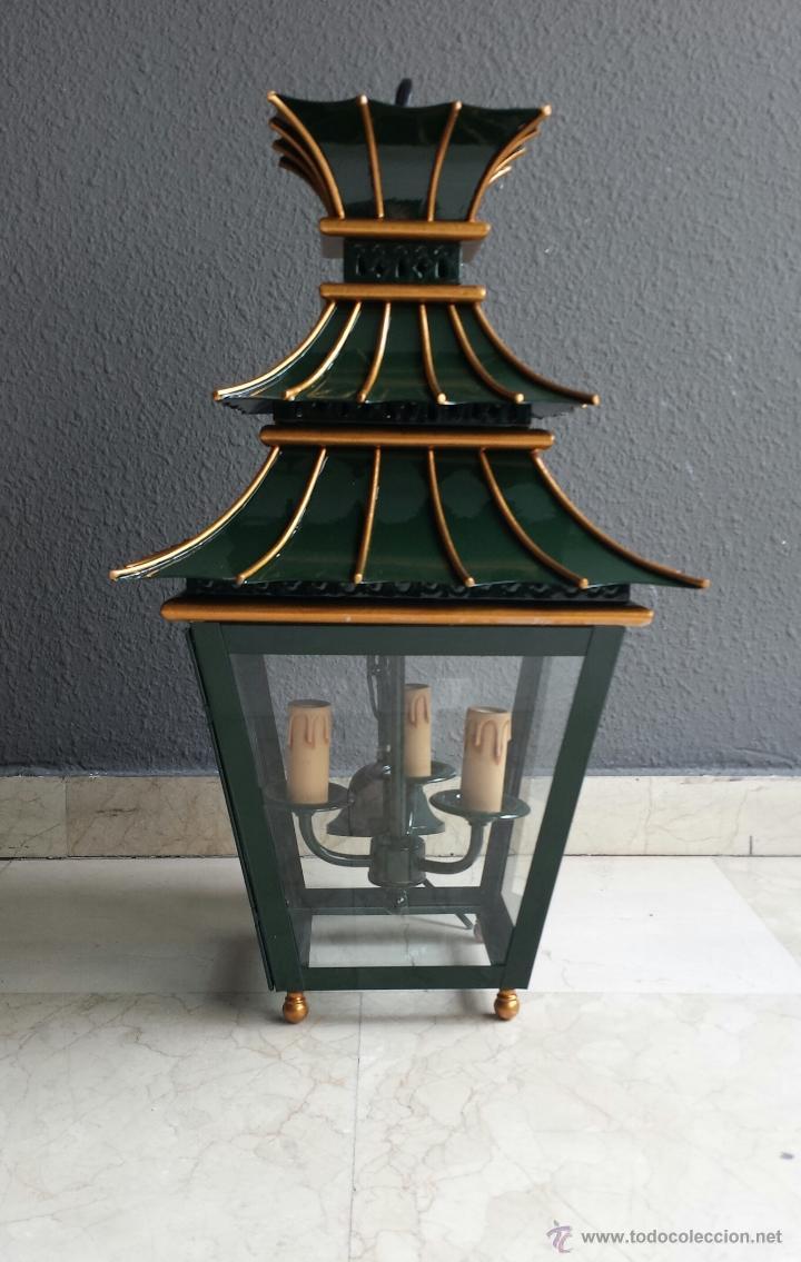 Farol Inglés Pagoda