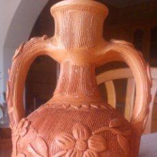 Artesanía: JARRON BARRO. Lote 47053077