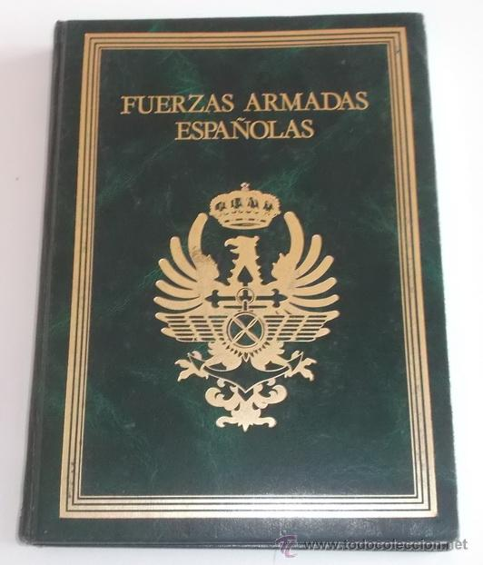 Artesanía: VV.AA. Las Fuerzas Armadas. Historia Institucional y Social. OCHO TOMOS. RM67896. - Foto 2 - 47387841