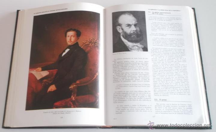 Artesanía: VV.AA. Las Fuerzas Armadas. Historia Institucional y Social. OCHO TOMOS. RM67896. - Foto 5 - 47387841