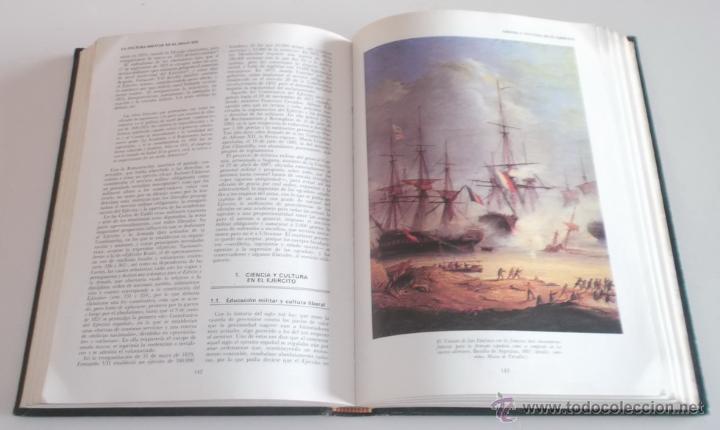 Artesanía: VV.AA. Las Fuerzas Armadas. Historia Institucional y Social. OCHO TOMOS. RM67896. - Foto 6 - 47387841