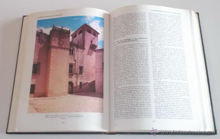 Artesanía: VV.AA. Las Fuerzas Armadas. Historia Institucional y Social. OCHO TOMOS. RM67896. - Foto 9 - 47387841