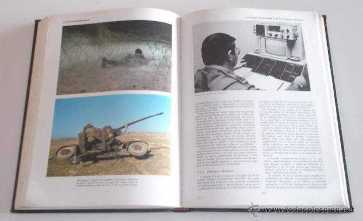 Artesanía: VV.AA. Las Fuerzas Armadas. Historia Institucional y Social. OCHO TOMOS. RM67896. - Foto 10 - 47387841