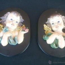Artesanía: ANGELES PARA COLGAR. Lote 49387477