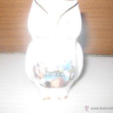 Handicraft - Buho, cermica Recuerdo de Rota-Cadiz- - 51512397