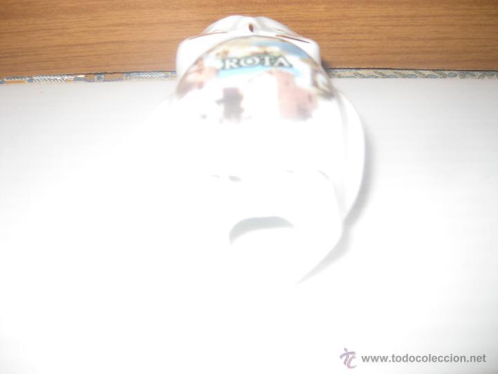 Artesanía: Buho, cermica Recuerdo de Rota-Cadiz- - Foto 2 - 51512397