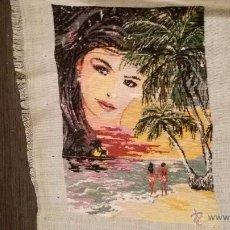 Artesanía: GOBLEN PUNTO DE CRUZ - FANTEZIE #1822. Lote 51810614
