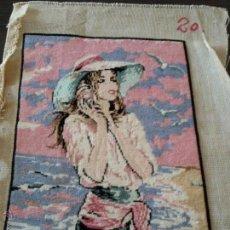 Artesanía: GOBLEN PUNTO TAPIZ #1710. Lote 51777996