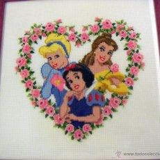 Kunsthandwerk - Bordado enmarcado - 52911155