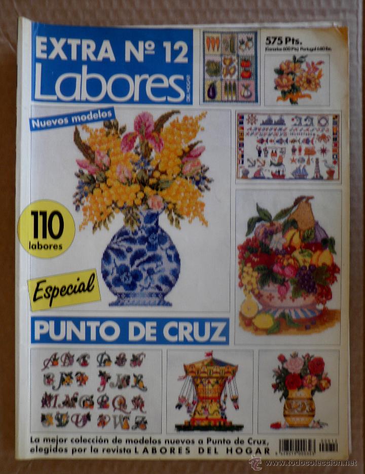 Revista Labores Del Hogar Extra N M 12 Punt Comprar
