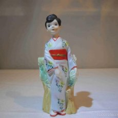 Kunsthandwerk - Figura japonesa jarroncito - 57090334