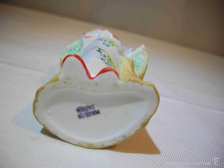 Artesanía: Figura japonesa jarroncito - Foto 7 - 57090334