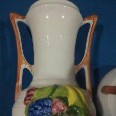 Handicraft - Dos jarrones - 57277019