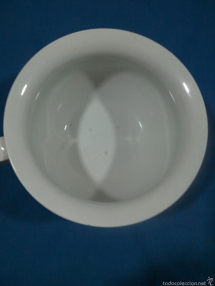 Artesanía: Urinario de la cartuja de sevilla porcelana - Foto 2 - 57277215
