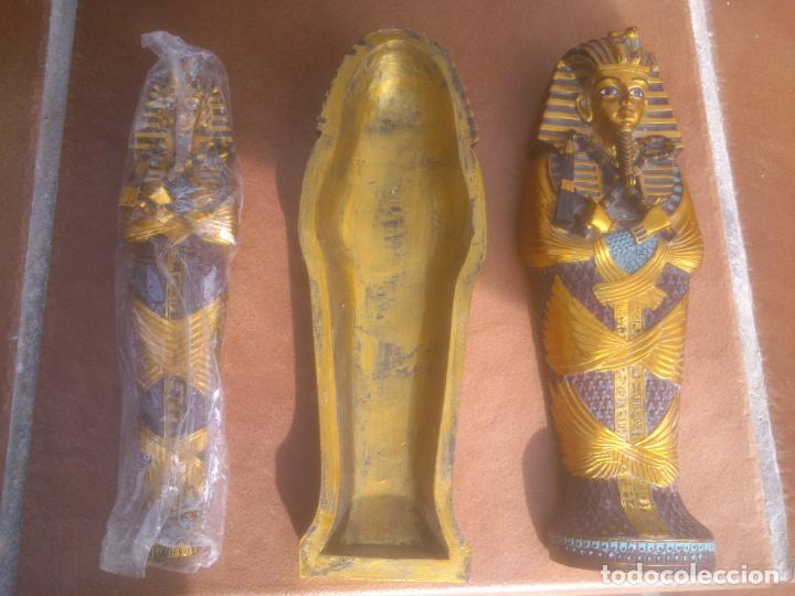 Egipcio policromado del fara n comprar - Artesania y decoracion ...