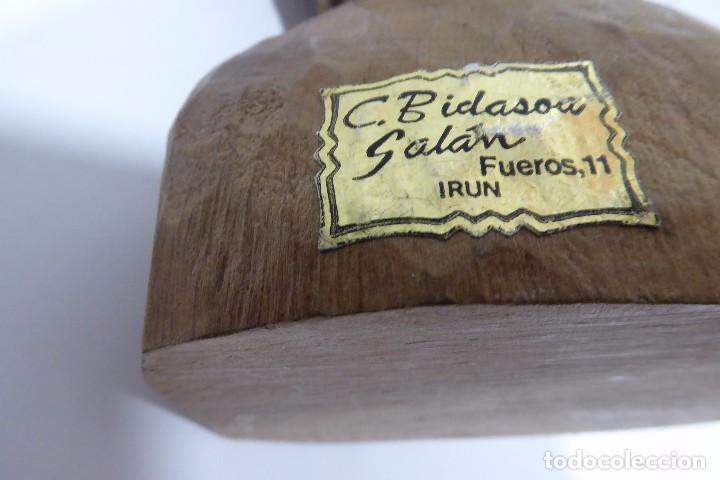 Artesanía: BUSTO DE MADERA - Foto 6 - 74353183