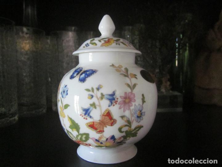 Jarr N Marca Aynsley Fina Porcelana China Comprar