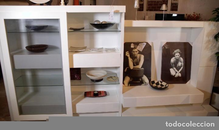 30-04 libreria salon comedor, con tv. - Comprar Artesania hecha a ...