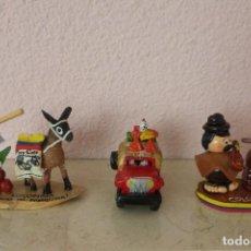 Artesanía: RECUERDOS DE COLOMBIA. Lote 82123468