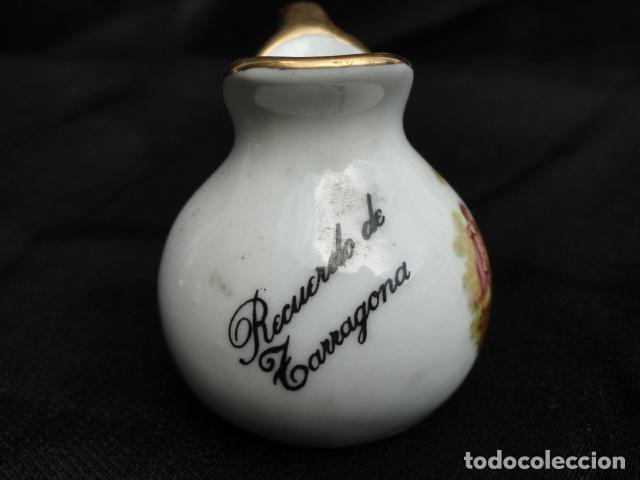 Artesanía: 7 PONGOS DE PORCELANA. RECUERDO DE DIFERENTES CIUDADES. - Foto 19 - 86669140