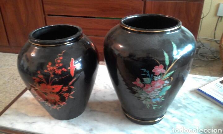 JARRONES CHINOS (Artesanía - Hogar y Decoración)